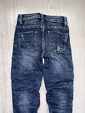 Джинсовые брюки для девочек оптом, Dream Girls , 8-16 рр., фото 2