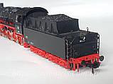 Fleischmann 4174 Масштабна модель паровоза серії BR50-008, приналежності DB,б/у масштабу Н0 1:87, фото 2