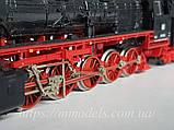 Fleischmann 4174 Масштабна модель паровоза серії BR50-008, приналежності DB,б/у масштабу Н0 1:87, фото 6