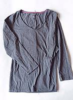 Ніжний бавовняний жіночий реглан Esmara сірий 52-60, фото 1