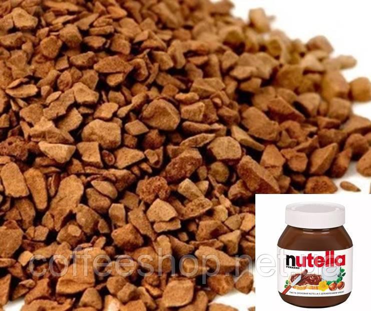 Розчинна кава зі смаком «Нутелла» ваговій 1 кг