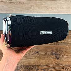 Портативная bluetooth колонка Hopestar A6 портативная акустика блютуз колонка мощная 35 Вт черная, фото 2