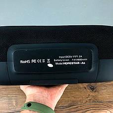 Портативная bluetooth колонка Hopestar A6 портативная акустика блютуз колонка мощная 35 Вт черная, фото 3
