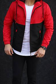 Чоловіча куртка червона