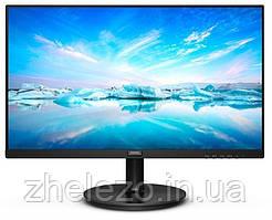 "Монітор Philips 21.5"" 221V8LD/00 VA Black; 1920x1080, 250 кд/м2, 4 мс, HDMI, DVI, D-Sub"