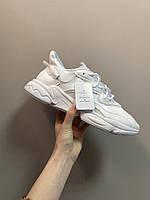 Чоловічі кросівки Ozweego White, фото 1