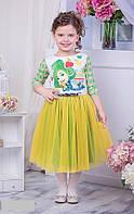 Платье Фиксики Верта