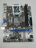 Материнская плата MSI H61M-P31/W8 (s1155, Intel H61, PCI-Ex16), фото 4