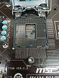 Материнская плата MSI H61M-P31/W8 (s1155, Intel H61, PCI-Ex16), фото 6