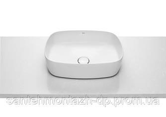 INSPIRA Soft умывальник 50*37*14cм, овальный, накладной, без отв. под смеситель, без перелива