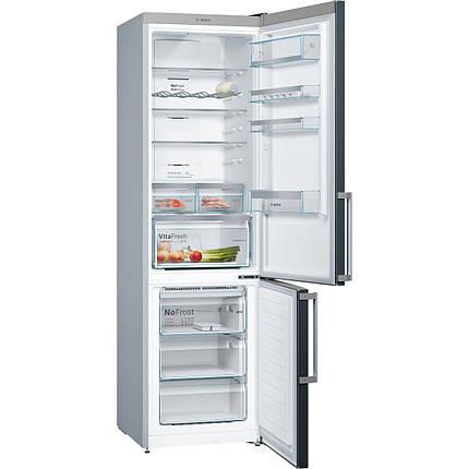 Холодильник Bosch KGN39MBER, фото 2