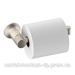 BRENTA держатель для туалетной бумаги, никель