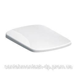 SELNOVA Square сиденье с крышкой для унитаза, крепления сверху, slow closing