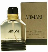 """Мужская туалетная вода """"Armani pour homme"""" обьем 50 мл"""