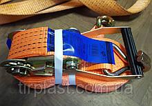Ремень стяжной стяжка грузов ремень крепления груза 50mm.x10m 5т. 9,5м.