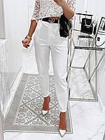 Ультрамодные джинсы женские с завышенной талией