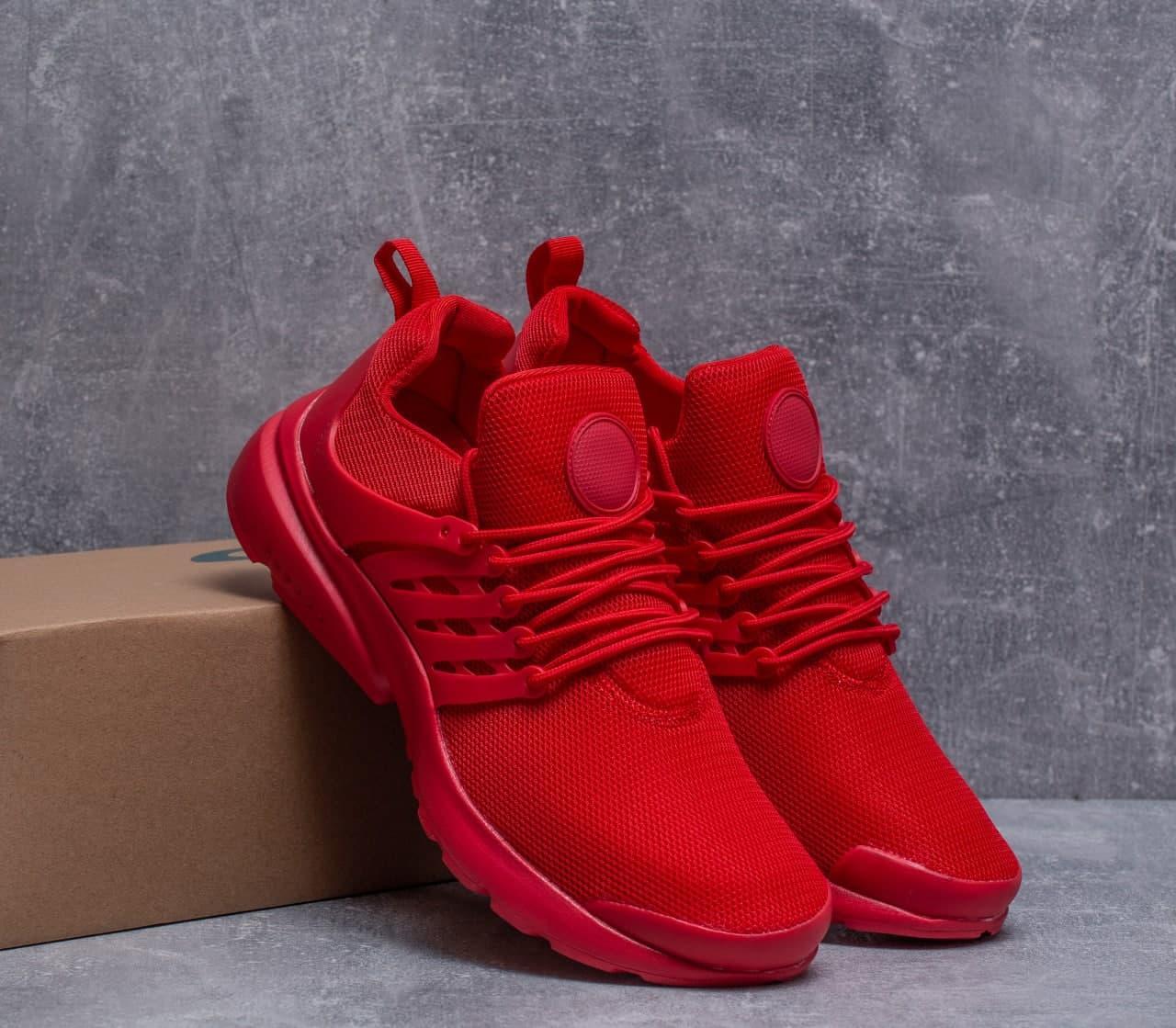 Мужские кроссовки Red