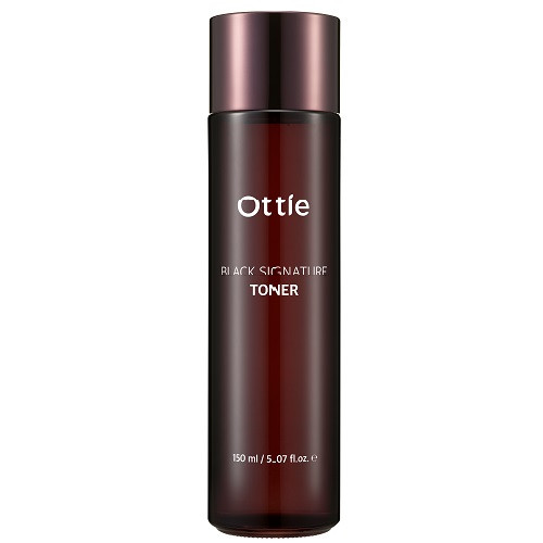 Тонер с улиточным муцином Ottie Black Signature Toner 150 ml
