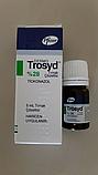 Trosyd Трозид (Тиоконазол) Лак От Грибка Ногтей 28% - Оригинал, фото 2