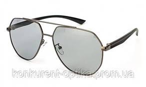 Мужские очки очки-хамелеон с черной линзой