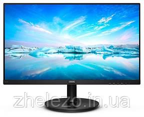 """Монитор Philips 21.5"""" 221V8/01 VA Black; 1920x1080, 4 мс, 200 кд/м2, HDMI, D-Sub, фото 2"""