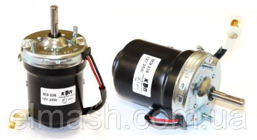 Электродвигатель отопителя УАЗ 3741, 3151, ИЖ, ГАЗ 3307 12В 25Вт  (пр-во г.Калуга)
