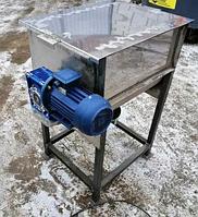 Примусовий бетонозмішувач БП-600\300