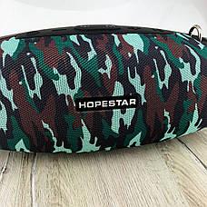 Портативная bluetooth колонка Hopestar X портативная акустика блютуз колонка мощная 40 Вт с микрофоном караоке, фото 3