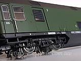 Модель 2х этажного вагона для перевозки автомобилей, принадлежности DB, масштаба 1:87,H0 арт. Heris 11201, фото 3