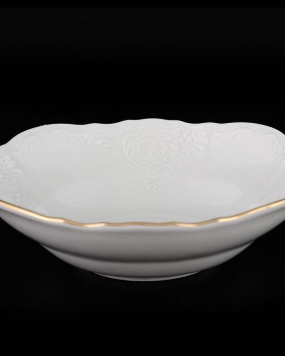 Салатник Thun Bernadotte (Обведення золото) d13 см фарфор (311011M з)