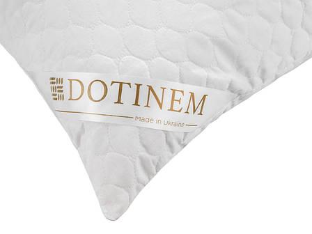 Подушка DOTINEM SILVIA многослойный гипоаллергенный наполнитель 50х70 (217580), фото 2