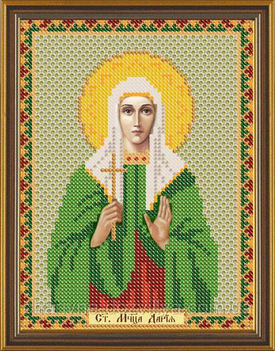 Икона для вышивки бисером дарья