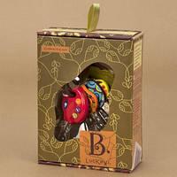 Развивающая игрушка Battat СУПЕР-КЛЮЧИКИ BX1227Z (свет, звук, томатный), фото 1