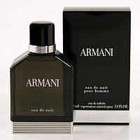 "Мужская туалетная вода""Giorgio Armani Eau de Nuit"" обьем 100 мл"