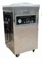 Машина для упаковки в вакуумные пакеты TEKOVAC 400/500F передвижная (параллельная запайка)