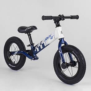 """Велобіг від Corso """"Skip Jack"""" 93307, колесо 12"""", алюмінієва рама, амортизатор"""