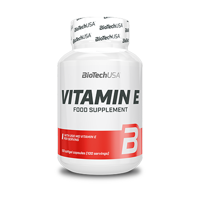 Vitamin E BioTech USA 100 caps, фото 2