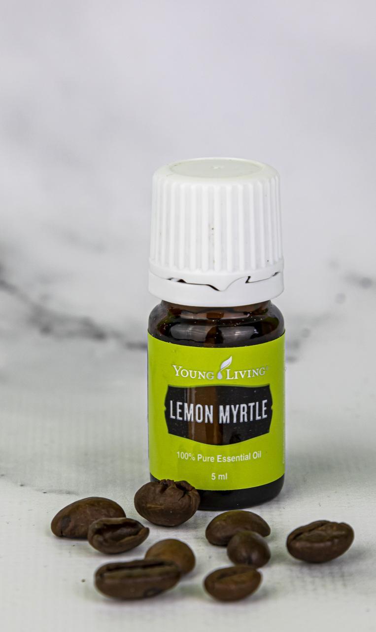 Эфирное масло Мирта лимонного Lemon Myrtle Young Living 5мл