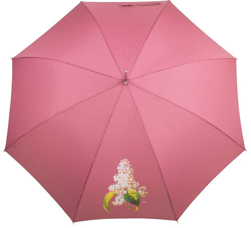 Оригинальный зонт-трость женский полуавтомат AIRTON (АЭРТОН) Z1621-2