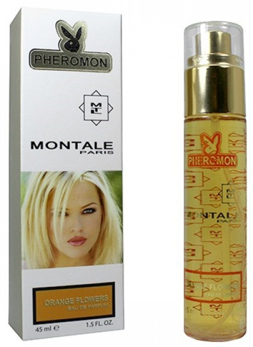 45 мл парфум з феромонами Montale Orange Flowers Pheromone (Унісекс)