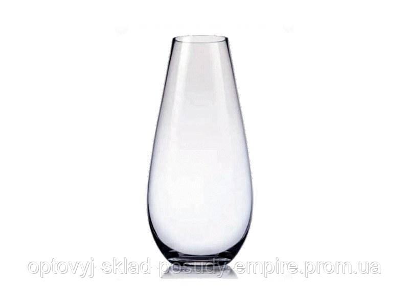 Ваза скляна 34 см Crystalex Bohemia 82237