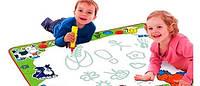 Коврик для рисования водой Water Magic Carpet (набор для рисования детский Воте Меджик Карпет), фото 1