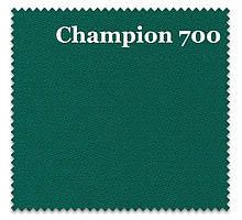 Сукно Champion 700 зеленого цвета для Русской Пирамиды и Американского Пула