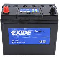 Аккумулятор 45Ah-12v Exide EXCELL EB455(234х127х220),L,EN330