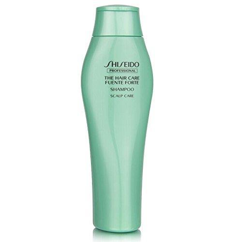 Шампунь для очищення жирної шкіри голови Shiseido Professional Fuente Forte Shampoo, 250 мл