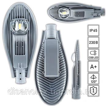 Світильник світлодіодний вуличний консольний SLL- 30W 3300Lm 220V IP65 економ