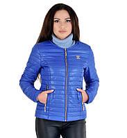 НЕДОРОГО модна демісезонна легка жіноча куртка !!!Є ВСІ РОЗМІРИ від 42 по 68, фото 1