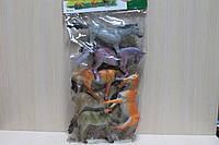 Животные ЛОШАДИ в пакете 24 см