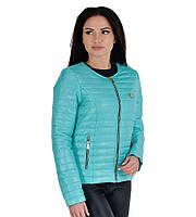 НЕДОРОГО модная демисезонная легкая женская куртка  !!!ЕСТЬ ВСЕ РАЗМЕРЫ от 42 по 68, фото 1