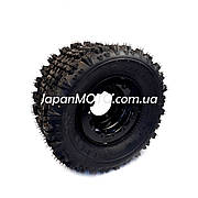 Шина для квадроцикла 8'' 18*9.5-8 (с диском) Forte 125, Spark 125, оригинал Junkai